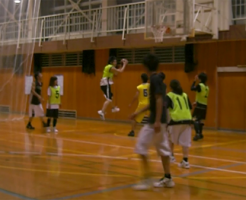 ジャンプシュート(jump shot)
