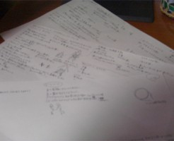 紙に書いてみると新たな気づきがうまれる