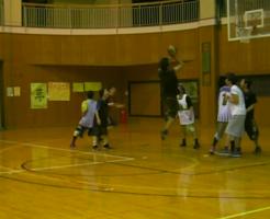 スリーポイントシュート(three point shoot)