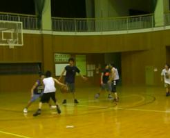 ストリートのテクニックは競技バスケで使えないものが多いけど
